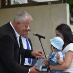 Godišnja dodela srebrnjaka roditeljima novorođenih beba
