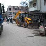 Лоше време отежава завршетак радова на замени водоводних цеви у граду