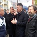 Бошко Обрадовић посетио Алексинац