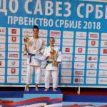 Млади Лазар Станковић из Алексинца на 9 турнира освојио 9 златних медаља!