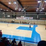 Utakmica 13. kola futsal lige u Aleksincu prekinuta posle 7 minuta