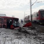 Возачу аутобуса из Алексинца који се сударио са возом притвор од 30 дана