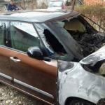 """Запаљено возило у Алексинцу: Изгорео аутомобил менаџера """"Грамера"""""""