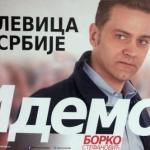 Упознај Борка и Левицу Србије