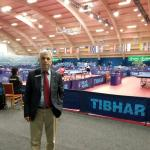 Наш суграђанин судио на два велика међународна стонотениска турнира