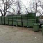 550 контејнера за насеља уз Јужну Мораву