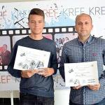 Лазар Пешић из Житковца победио на међународном такмичењу