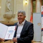 Мирослав Тодоровић добитник Мајске награде