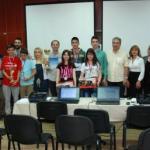 Јована Милановић државни првак из информатике, Андрија други!