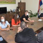 Министар Зоран Ђорђевић посетио Алексинац