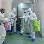 """Neumorna ekipa aleksinačkih zdravstvenih radnika u borbi protiv """"Korone"""""""