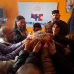 Nova Srbija proslavila Svetog Simeona
