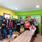 Volonteri Omladinskog kluba Aleksinac delili paketiće