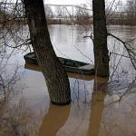 Поплаве у околини Алексинца