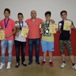 Prvo i drugo mesto na mBot turniru za učenike iz Žitkovca