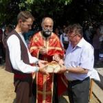 Тешичани прославили сеоску славу Литија