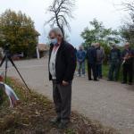 Сећање на погинулог Руса октобра 1944. у Рутевцу