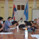 Одржана 69. седница Штаба за ванредне ситуације