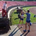 "Istorijski uspeh za AK ""Napredak"" - tri medalje za atletičare i četiri lična rekorda"