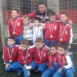 ФК Напредак (2008) на завршном турниру у Смедеревској Паланци