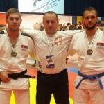РТС: Браћа из Алексинца донела две медаље са европског првенства