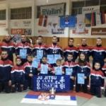 НИФ трећепласиран у Јадранској лиги, Никола најбољи такмичар турнира