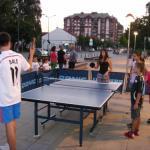 Mini sportsko leto u stonom tenisu