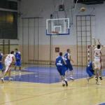 Košarkaši Napretka savladali Akademik iz Srbobrana