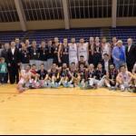 Шампионима друге лиге трофеј уручен у Алексинцу