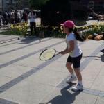 Бронзана Нина на Републичком такмичењу у тенису