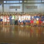 Општинско такмичење у кошарци