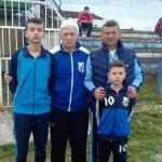 У фудбалу педесет година: Доктор Страхиња Манојловић прославио јубилеј