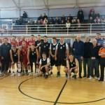 Ветерани за Слађана: Бивши кошаркаши Радничког и Партизана одиграли хуманитарни меч