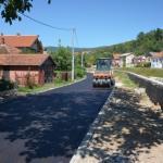 Okončanje radova na asfaltiranju Sportske ulice
