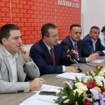 U okviru predizborne kampanje Dačić i Palma sutra u Aleksincu