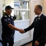 Стефановић: Нова станица, возила и опрема за ватрогасце у Алексинцу