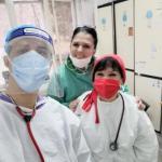 """""""Од рада ни не приметимо када прође дан"""" - докторке у ковид зони у Алексинцу"""