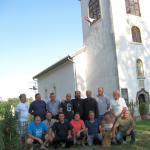Добија ново рухо: Успеније Пресвете Богородице у Тешици