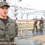 РТС на обуци Жандармерије у Алексинцу (Видео)
