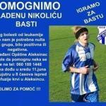Apel za pomoć Mladenu Nikoliću Basti