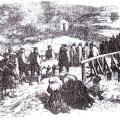 Prenos tela pukovnika Rajevskog