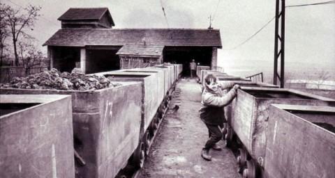 Ovako je bilo nekada, dok su rudnici radili punom parom