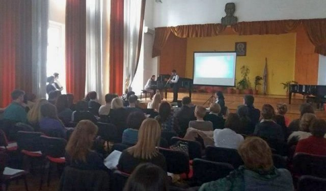 Јашаревић наступио на скупштини заједница музичких школа