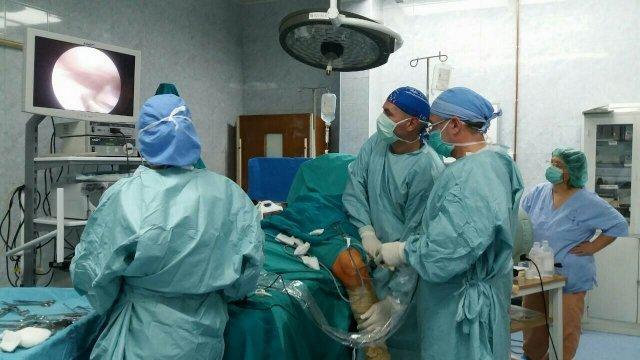Nabavkom najmodernijeg aparata omogućene artroskopske operacije
