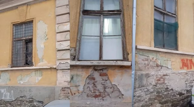 Фасада на здради АТД-а