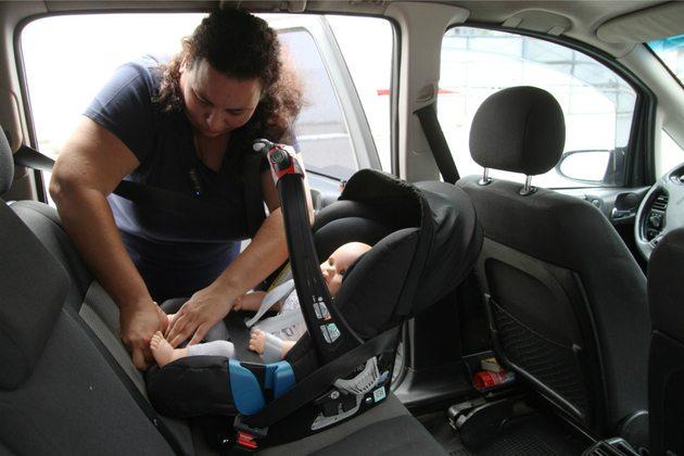 Бесплатна ауто-седишта за родитеље у Алексинцу, конкурс у току