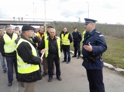 Radnici izigrani, moguća nova blokada autoputa