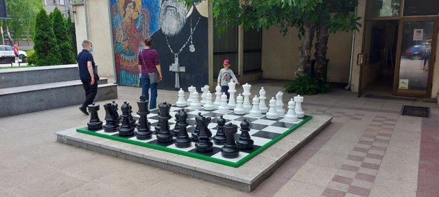 Шах у Алексинцу