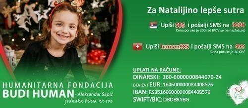 Pomoć za decu Natalija Stojimenov