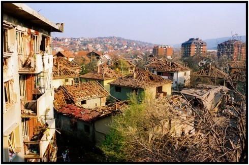 Хаџи Миладиновићеве фотографије за сећање на Нато бомбардовање
